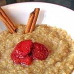 quinoa cereal